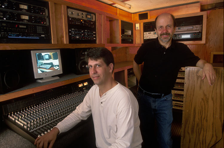 Electro-Acoustic Systems - Film Sound |John Keane Console